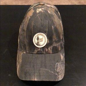 American Needle camo hat